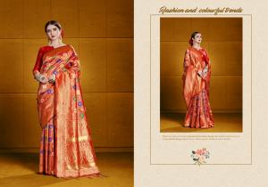 Yadu Nandan Fashion Tamara Silk 2004 Price - 900