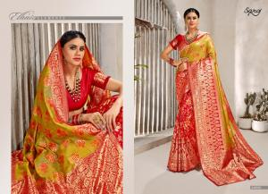 Saroj Saree Vaibhavi 240001 Price - 1085