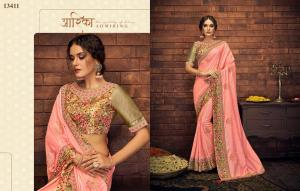 Mahotsav Saree Tishya 13411 Price - 2115