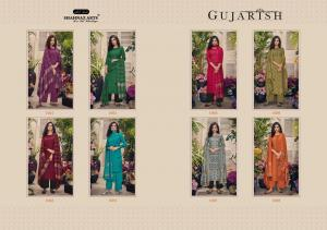 Shahnaz Arts Gujarish 1001-1008 Price - 4392