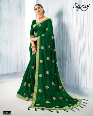 Saroj Saree Deepika 64003 Price - 1195