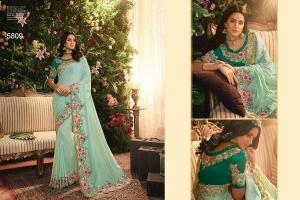 Flora Saree 5809 Price - 4075