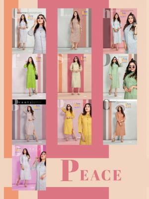 Tunic House Peace 1201-1210 Price - 3990