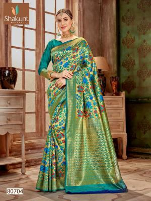 Shakunt Saree Yogini 80704 Price - 981