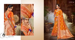 Lifestyle Saree Chetna 63406 Price - 1455