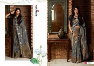 Manjubaa Clothing Mangalya Silk 1806 Price - 1545