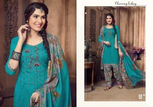 Kay Vee Suits Patiyala Dream 136-006 Price - 475