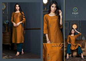 Kalki Fashion Tripling 9002 Price - 1048