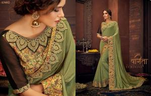 Mahotsav Saree Tishya 13402 Price - 2085