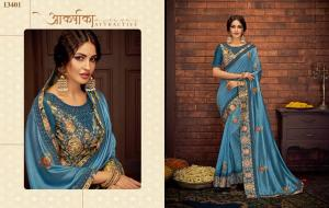 Mahotsav Saree Tishya 13401 Price - 2115