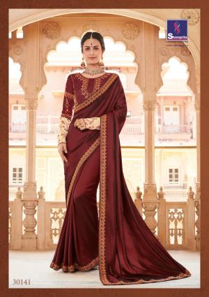Shangrila Saree Blossoms 30141 Price - 1395