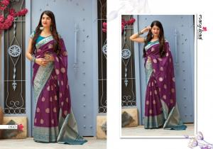 Manjubaa Clothing Mangalya Silk 1810 Price - 1545
