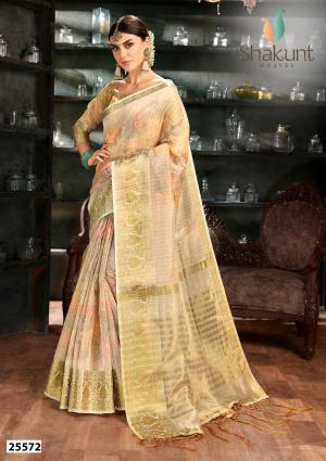 Shakunt Saree Neeti 25572 Price - 1421