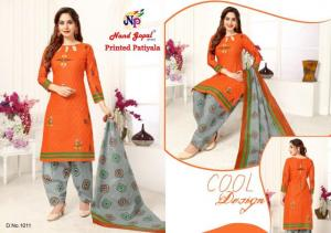 Nand Gopal Printed Patiyala 1011 Price - 258