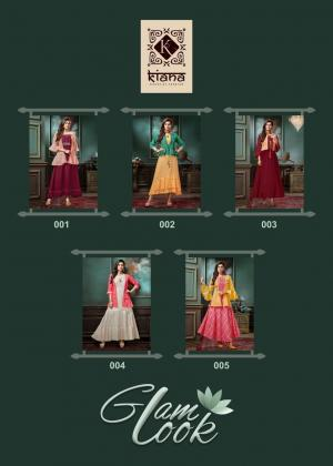 Kiana House Of Fashion Glam Look 001-005 Price - 4150