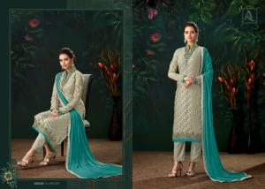Alok Suits Ruhani 408-007 Price - 1049