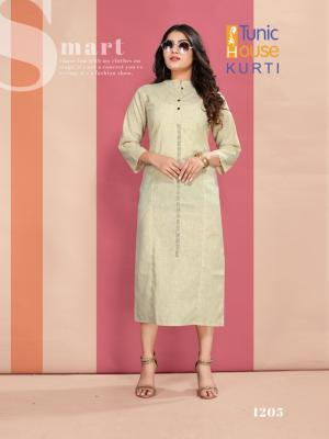 Tunic House Peace 1205 Price - 499