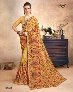 Saroj Saree Fashion World 43005 Price - 2725