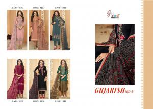 Shree Fabs Guzarish 1026-1031 Price - 8994