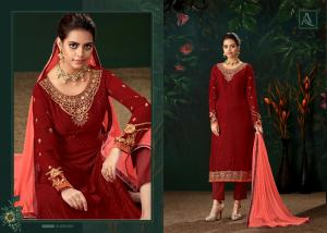 Alok Suits Ruhani 408-001 Price - 1049