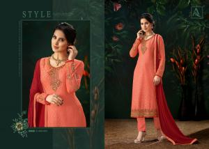Alok Suits Ruhani 408-005 Price - 1049