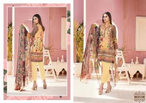 Gulnaaz The Premium Lawn 1007 Price - 350
