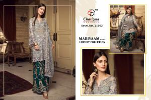Charizma Designer Mariyaam Luxury Collection 21003 Price - 1449