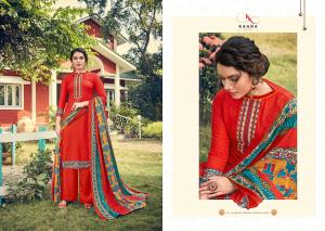 Karra Suits Gulbahar 1004 Price - 575
