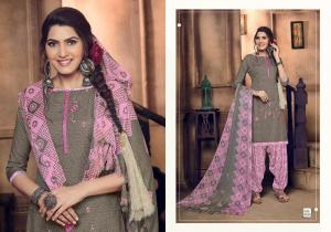 Kay Vee Suits Patiyala Dream 136-002 Price - 475