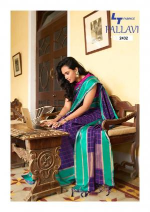 LT Fashion Pallavi 2432 Price - 395