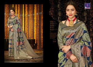 Shangrila Saree Khushi Silk 5308 Price - 1095