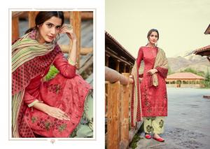 Florance Patiyala Winter Collection 3720 Price - 675