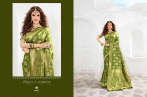 Bhumi Saree Kasturi Silk 1007 Price - 795