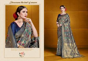 Yadu Nandan Fashion Tamara Silk 2005 Price - 900