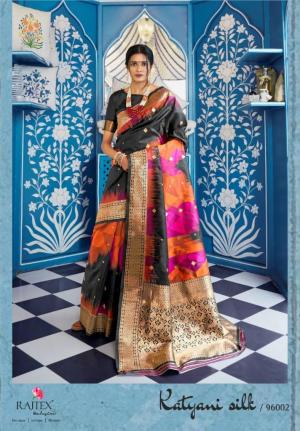 Rajtex Saree Katyani Silk 96002 Price - 1880