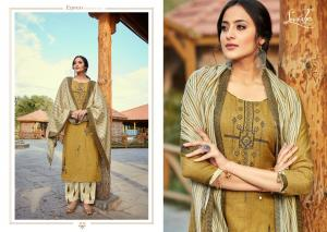 Levisha Fanah Patiyala Winter Collection 3715 Price - 775