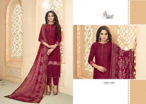 Shree Fabs Guzarish 1029 Price - 1699
