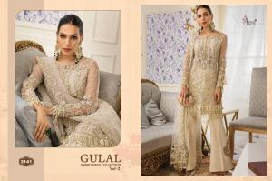 Shree Fabs Gulaal Embroidered Collection 2141 Price - 1449