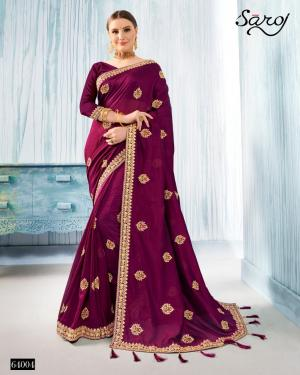 Saroj Saree Deepika 64004 Price - 1195