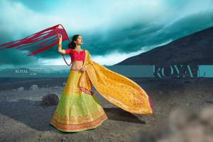 Royal Virasat Lehenga 902 Price - 6050