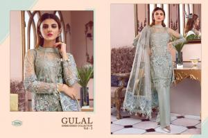 Shree Fabs Gulaal Embroidered Collection 2156 Price - 1499
