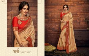 Mahotsav Saree Tishya 13412 Price - 1935