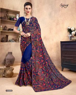 Saroj Saree Fashion World 43006 Price - 2725