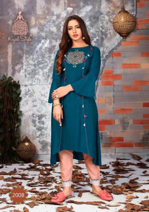 Kajal Style Fashion Label 2001 Price - 825