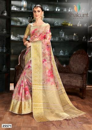 Shakunt Saree Neeti 25571 Price - 1421