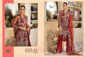 Shree Fabs Gulaal Embroidered Collection 2143 Price - 1449