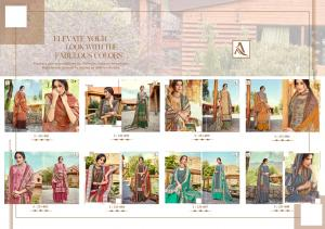 Alok Suits Aaisha 331-001-331-008 Price - 4880