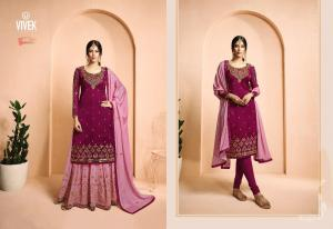 Vivek Fashion Ameen 9703 Price - 2295