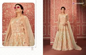 Aashirwad Creation Wedding 8304 Price - 3095