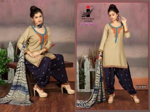 The Ethnic Studio Patiyala Babes 1006 Price - 725